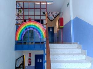 h pinzon arcoiris